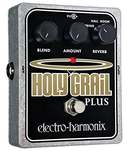 EH VARIABLE REVERB PEDAL