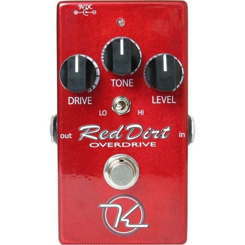 RED DIRT OVERDRIVE