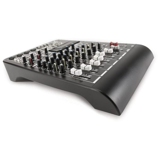 10 CHANNEL MIXER W/ COMP