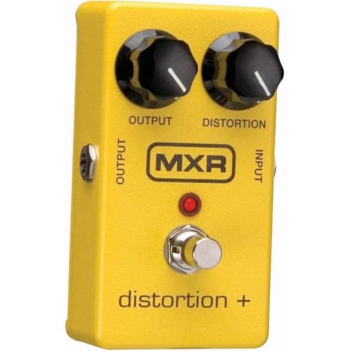 MXR DISTORTION + EFFECTS PEDAL