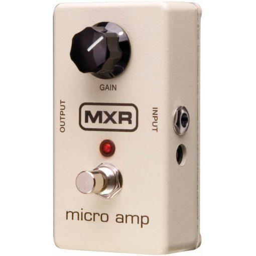 DUNLOP MXR MICRO AMP PEDAL