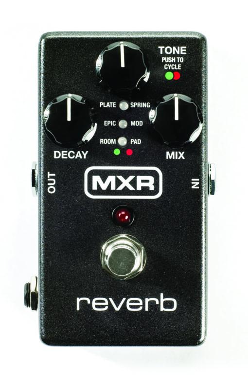 MXR DIGITAL REVERB