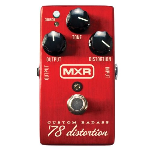 MXR Custom Bad Ass '78 Distortion