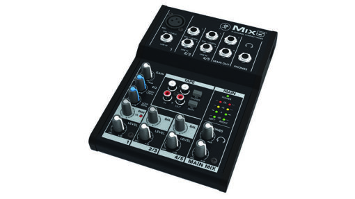 5-channel Compact Mixer