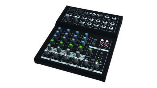 8-channel Compact Mixer