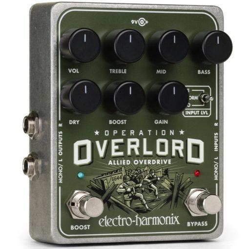 EHX Operation Overlord Ovrdrve