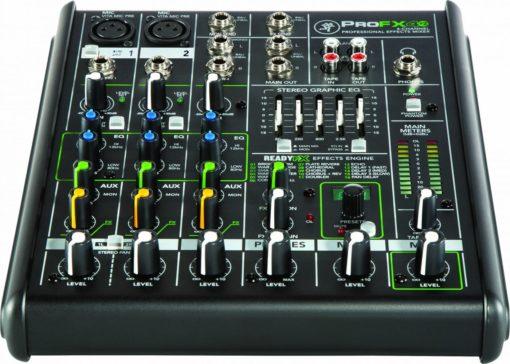4-channel Pro FX Mixer