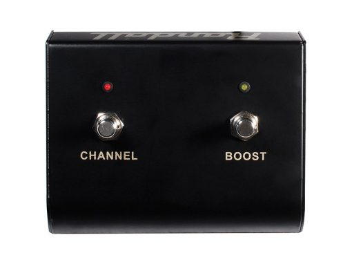 2 button Ch-Boost-LED
