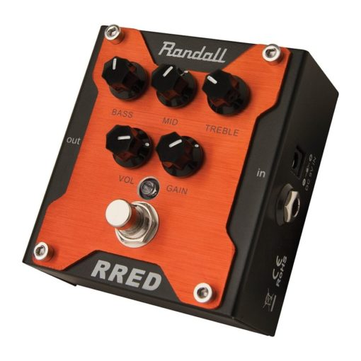 RG RED channel pedal