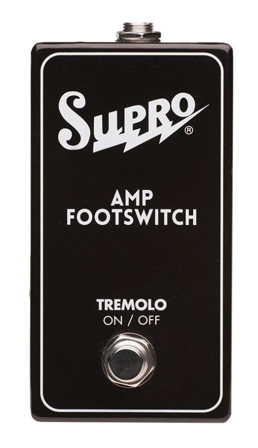 Supro Tremolo Single Footswitch