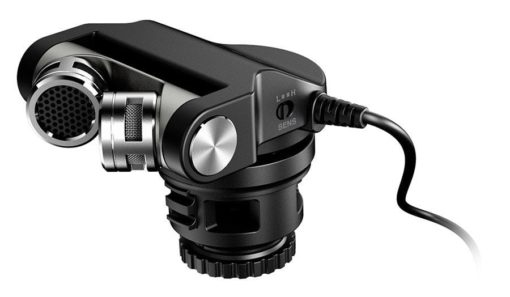 X-Y PLUG-IN MIC FOR DSLR