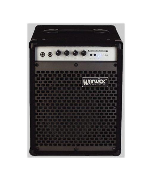 BC 20 Bass Combo Amp