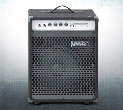 BC 40 Bass Combo Amp
