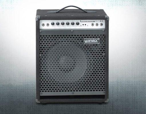 BC 80 Bass Combo Amp