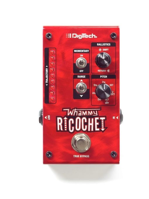 Whammy Ricochet small pedal