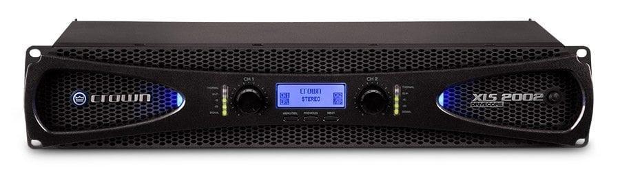 2x650W Power Amplifier