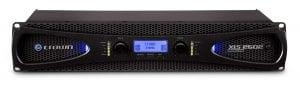2x775W Power Amplifier                                       1