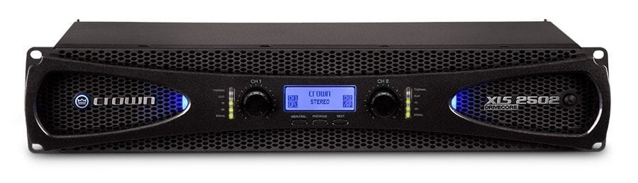 2x775W Power Amplifier