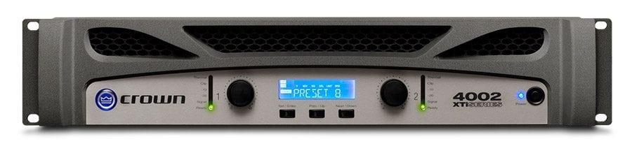 2x1200W Power Amplifier
