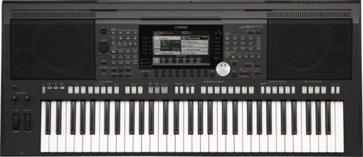 61-key high-level arranger keyboard