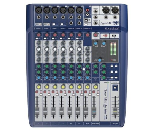 10 Channel Mixer