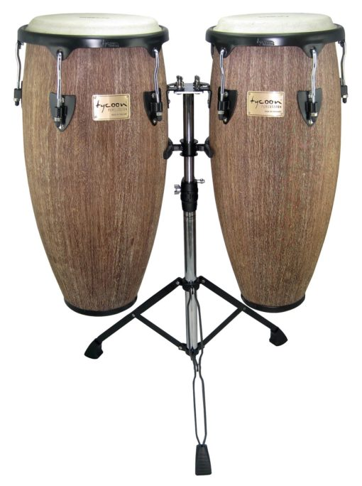 Supremo Series Select Island Palm Congas