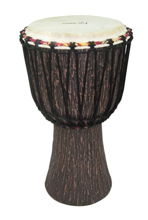 Supremo Select Series Djembe - Lava Wood Finish