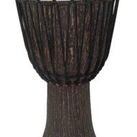 Supremo Select Series Djembe - Lava Wood Finish