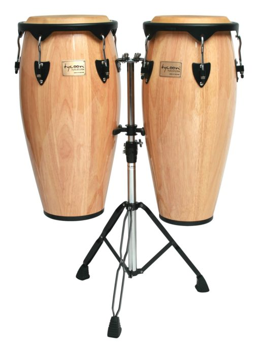 Supremo Series Natural 10 inch. and 11 inch. Congas