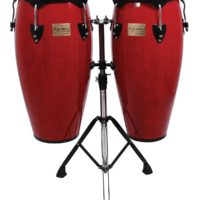 Supremo Series Red Congas