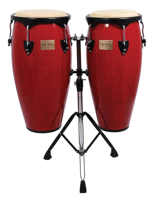 Supremo Series Red Congas