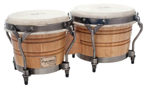 Signature Classic Natural Series 7 & 8-1/2 inch. Bongos