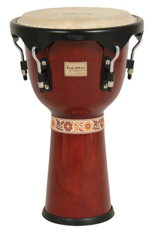 Artist Series Mahogany Finish Djembe