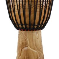 Traditional Series African Djembe