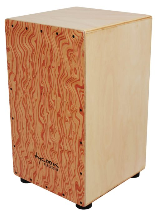 29 Series Siam Oak Hand-Painted Cajon