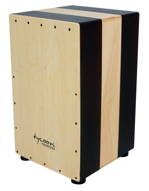 Artist Series Hand-Painted Retro Cajon