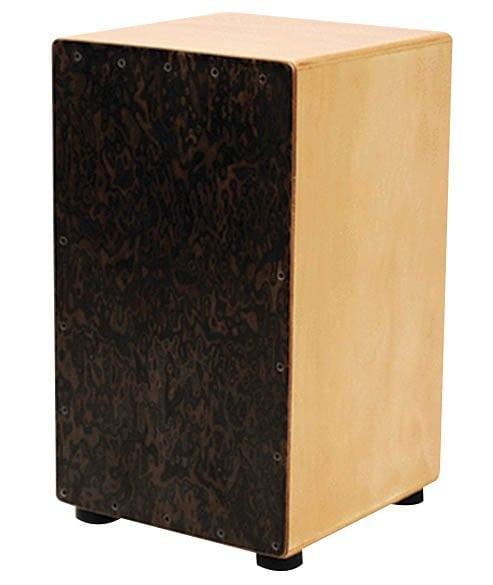 29 Series Siam Oak Cajon With Black Makah Burl Front Plate