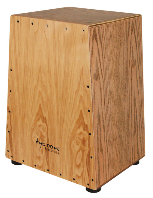 Vertex Series Cajon - American Ash Body and Front Plate