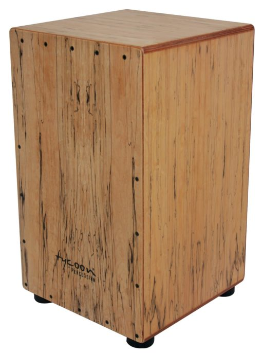 Legacy Series Spalted Maple Cajon