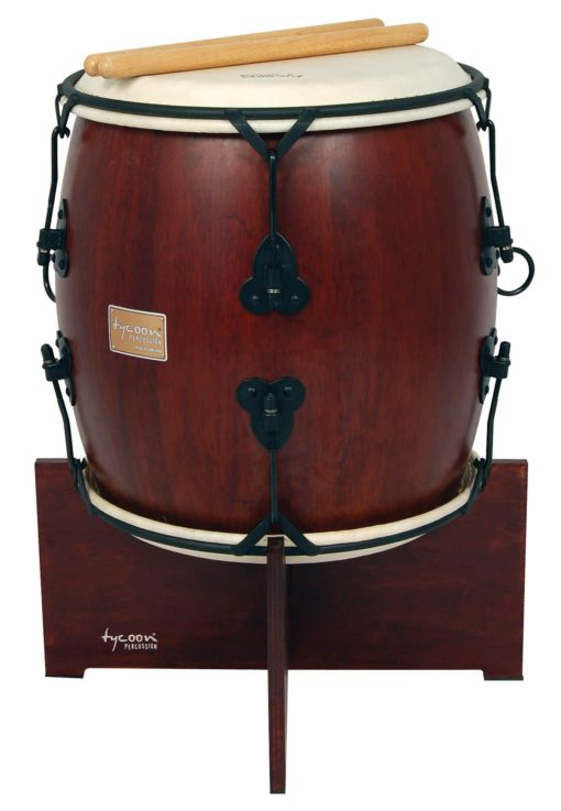 16 Nagado Daiko - Ancient Mahogany Finish