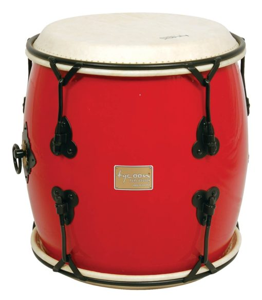 16 Nagado Daiko - Traditional Red Finish