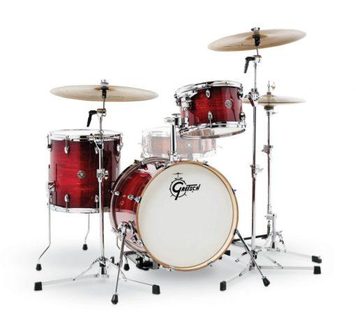 Gretsch Catalina Club 3 Piece Drum Set (18/12/14)