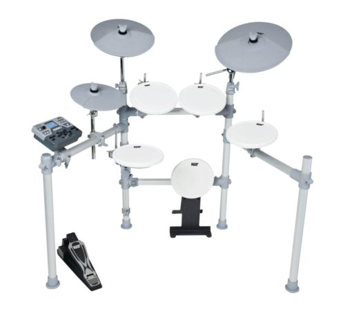 KT 5-Piece Deluxe Electronic Drum Kit (No Pedal)