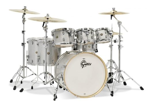 Gretsch Catalina Maple 6-Piece Shell Pack with Free Additional 8 inch. Tom