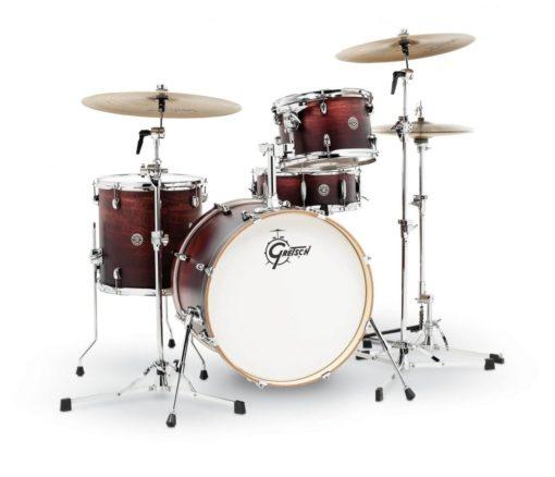 Gretsch Catalina Club 4 Piece Drum Set (20/12/14/14sn)