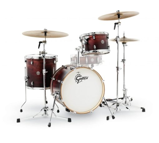 Gretsch Catalina Club 3 Piece Drum Set (18/12/14)