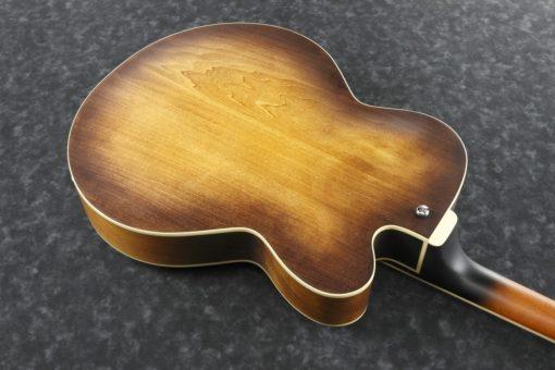 Ibanez AF Artcore 6str Electric Guitar - LH - Tobacco Flat