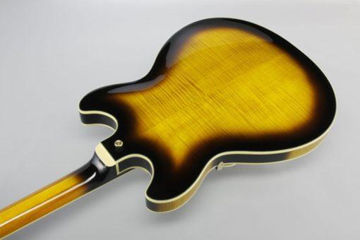 Ibanez AS Artstar 6str Electric Guitar w/Case - Antique Yellow Sunburst