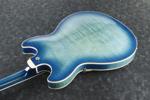 Ibanez AS Artstar 6str Electric Guitar w/Case - Jet Blue Burst