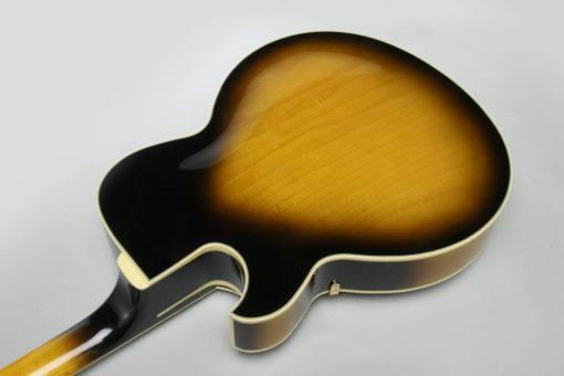 Ibanez George Benson Signature 6str w/Case - Vintage Yellow Sunburst